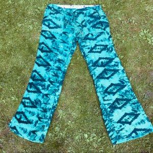 Element Tie Dye Festival Pants